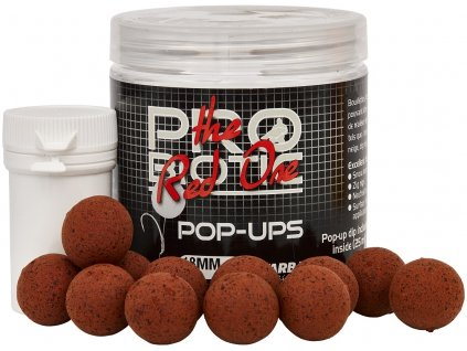 STARBAITS  Boilie Plovoucí Red One 60g