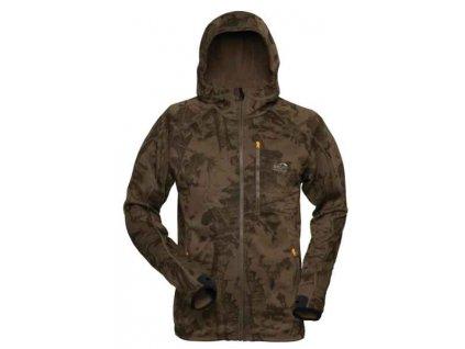 115304 3 sportex geoff anderson bunda z mikro fleece hoody 3 velikost l