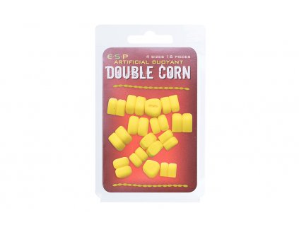 ESP Dvojitá Kukuřice Buoyant Double Corn Yellow