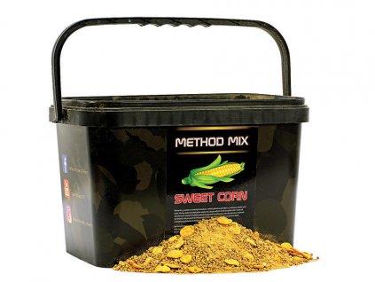 Sport Carp Method Mix Sweet Corn 2kg Kbelík