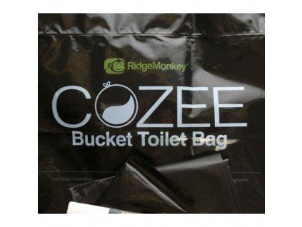 RidgeMonkey Cozee Toilet bags - náhradní sáčky do toalety