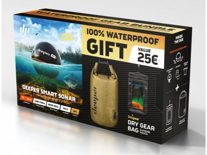 Deeper Fishfinder Pro + letní edice