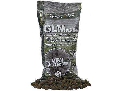 STARBAITS Boilie Potápivé GLMarine -  1kg