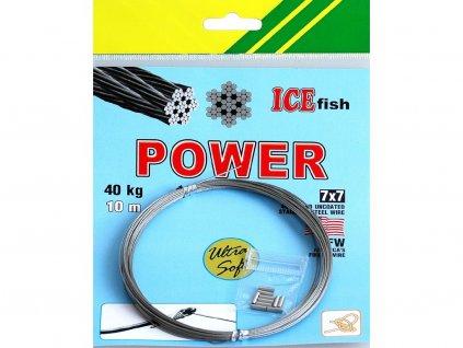ICE Fish Lanko Na Moře POWER 10m  - 10ks