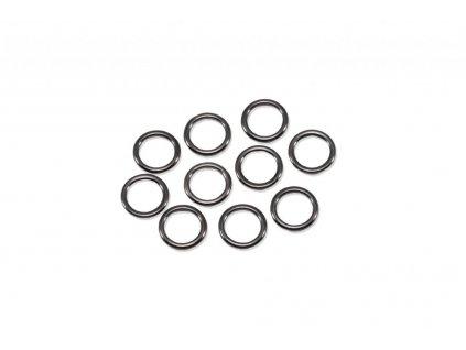 Carp´R ´Us Koužky na Návazce Rig Rings - 3mm 15ks