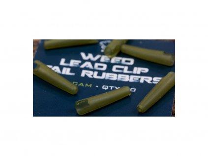 41979 nash prevlek na zavesku weed lead clip tail rubbers diffusion camo 10ks