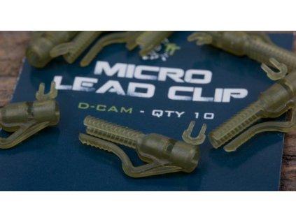 nash zaveska micro lead clip 10ks ie47273