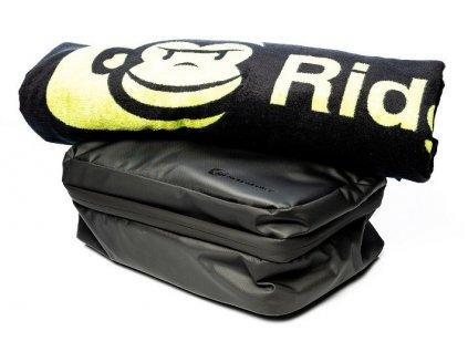 ridgemonkey taska rozkladaci kosmeticka caddy lx a velky bavlneny rucnik