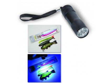 Quantum Svítilna UV Torch