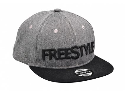 SPRO Kšiltovka Freestyle  FLAT CAP