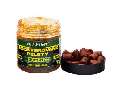 Jet Fish Boosterované Pelety Legend Range 120g/12mm