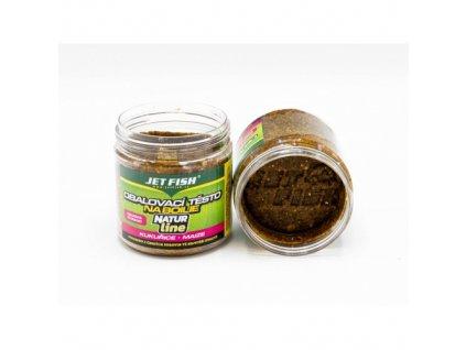 Jet Fish Obalovací Těsto Natur Line Kukuřice 250g