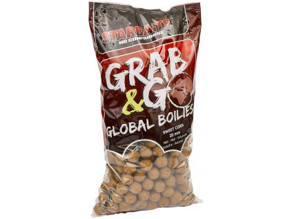 Starbaits Boilies G&G GLOBAL HALIBUT 10kg/20mm