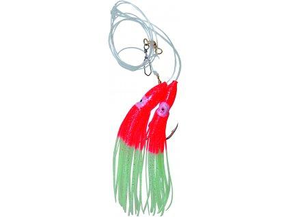 20906 1 ice fish fluoro navazec chobotnice rf cervena