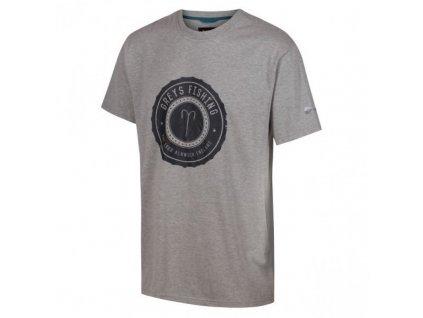 Greys Třičko S Krátkým Rukávem Heritage T-shirt (Grey)