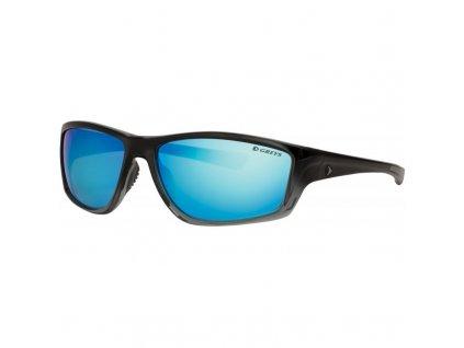 Grey's Polarizační Brýle G3 Sunglasses Gloss BLK Fade/BL Mirror