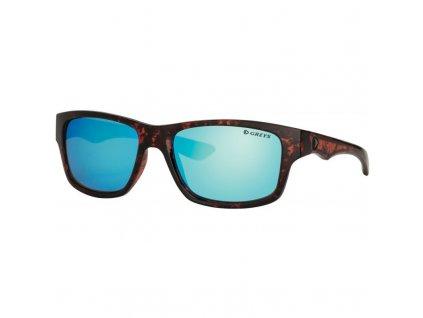 Grey's Polarizační Brýle G4 Sunglasses Gloss Tortoise/BL Mirror