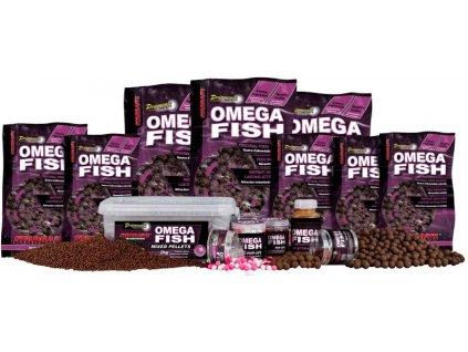 Starbaits Boilie Omega Fish - 1 kg