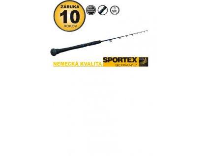 Sportex Přívlačový Prut Na Moře MAGNUS Jigging - MJ1612