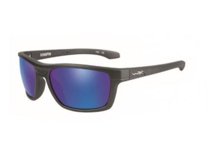 WILEY X Polarizované Brýle KINGPIN POLARIZED BLUE MIRROR