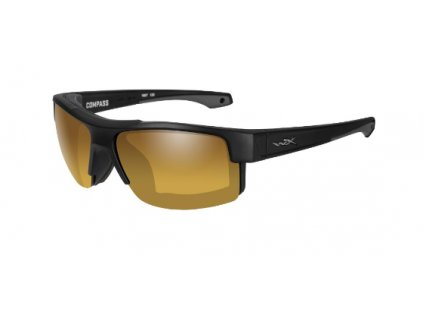 WILEY X Polarizované Brýle COMPASS Captivate Polarized - Bro