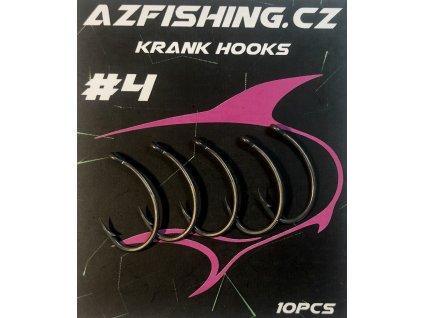 AzFishing Háčky Krank Hooks