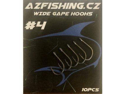 AzFishing Háčky Wide Gape Hooks
