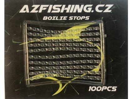 AzFishing Zarážky na Boilies - Boilie Stops