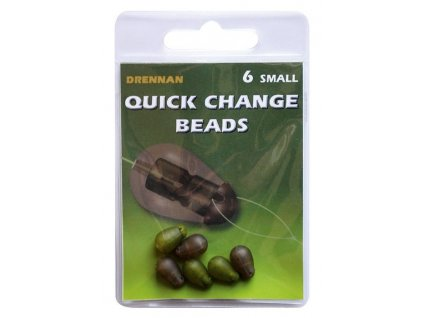 quick change beads koralky pro rychlou vymenu 6ks v bal kar 10bal
