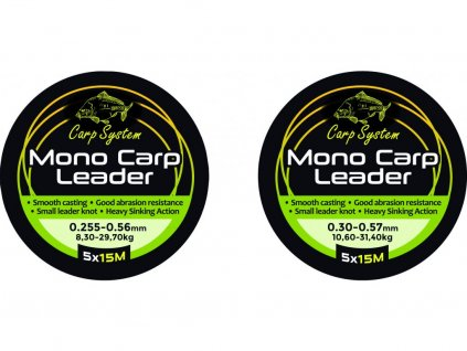 6084 012042 cs mono carp leader