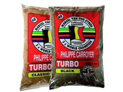 MVDE Vnadící směs Turbo Black 2kg