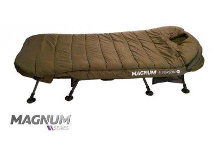 Carp Spirit Spacák Magnum Sleeping Bag 4 Seasons