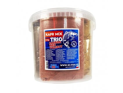 kapr mix 3 kg trio 2