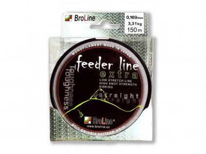Broline Vlasec Feeder extra Line 150m