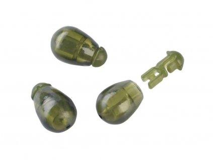 59526 konektor method feeder quick beads 10ks zeleny