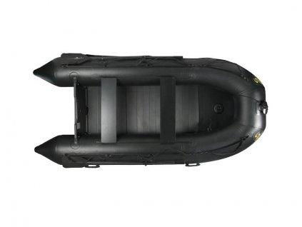 Carp Spirit Rubber Boat Black 320