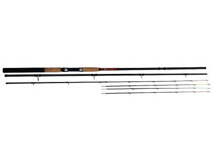 Giants fishing Prut CLX Feeder TR 12ft Medium + naviják zdarma!