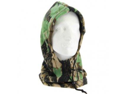 NGT Chránič Obličeje Camo Face Guard
