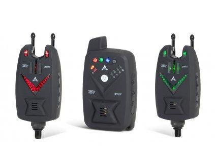 Anaconda sada 2 hlásičů s příposlechem TSR 2 WAY (červená, zelená)