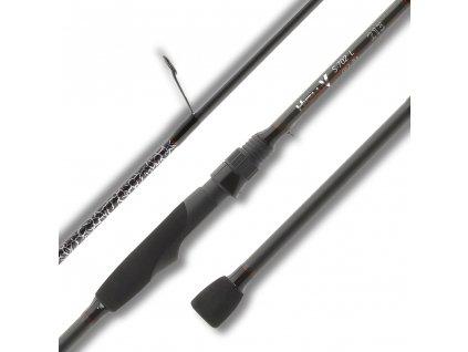 Iron Claw Prut Light 2,13m 5-21g 2-díl