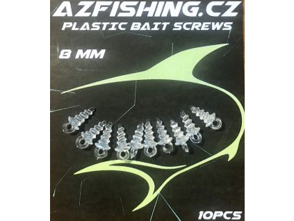 AzFishing Držák nástrahy Plastic Bait Screw