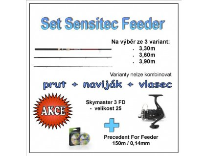 Set Sensitec Feeder Varianta 3,90m