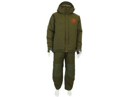 Trakker Nepromokavý Zimní Komplet 3dílný Core 3-Piece Winter Suit