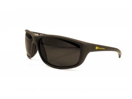RidgeMonkey Brýle Pola-Flex Sunglasses Dark Bronze