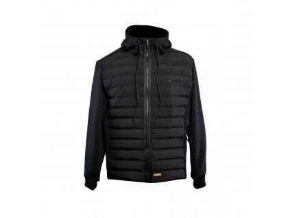 RidgeMonkey Bunda APEarel Dropback Heavyweight Zip Jacket Black