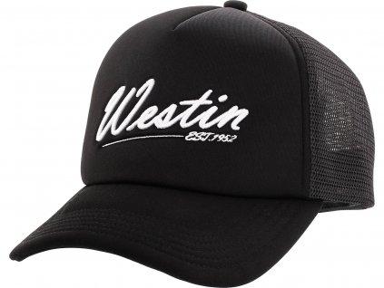 Westin Kšiltovka Super Duty Trucker Cap Black
