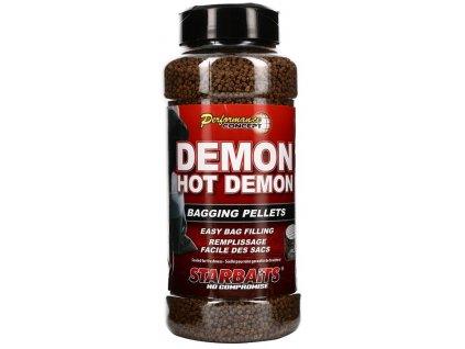 Starbaits Mikro-pelety Hot Demon Bagging 700g