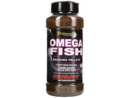 Starbaits Mikro-pelety Omega Fish 700g