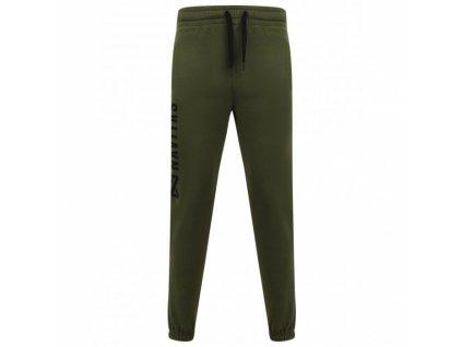 Tepláky Navitas Core Jogga Green Velikost XL