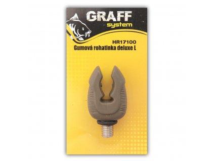 23993 graffishing gumova rohatinka hneda